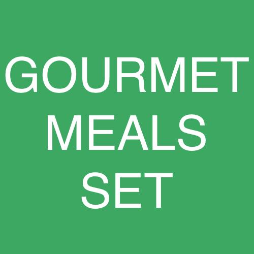 Meals set