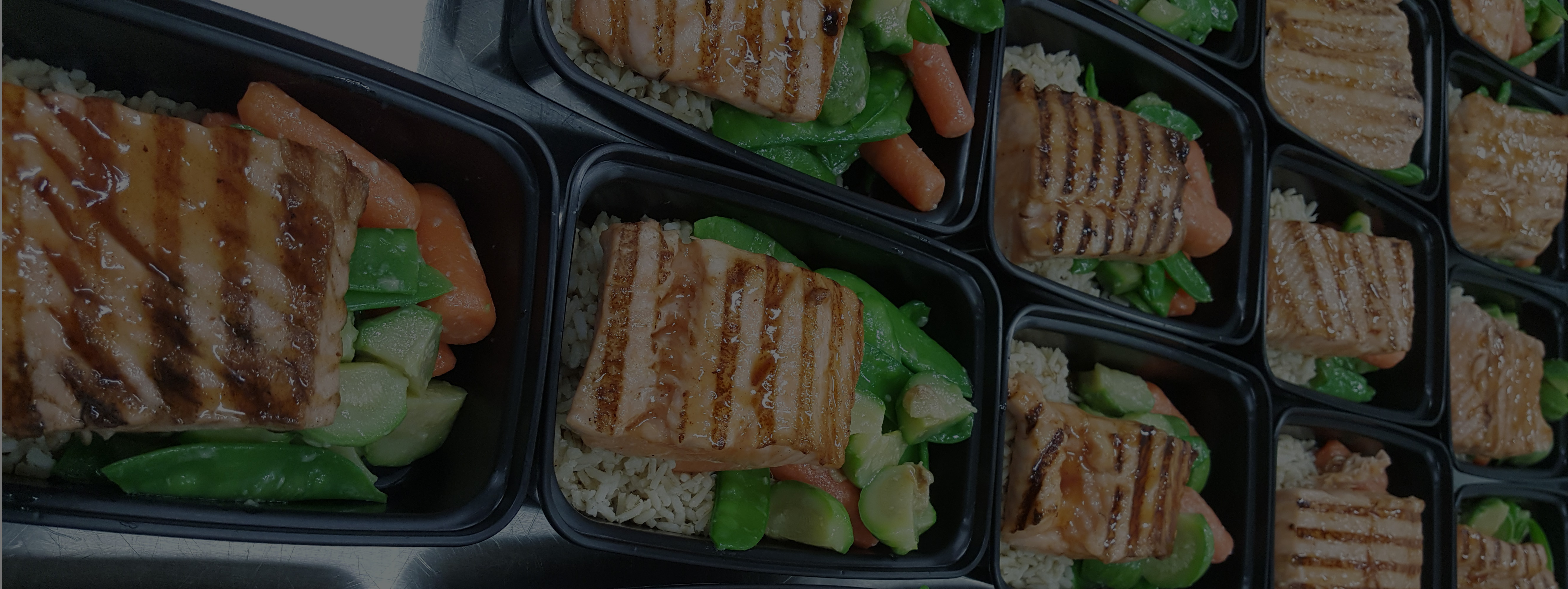 Gourmet Healthy Meal Delivery Fresh Meal Delivery